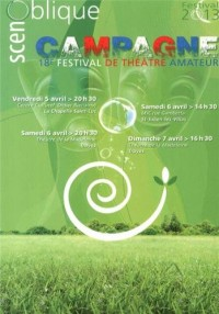 18eme Festival Scenoblique 2013
