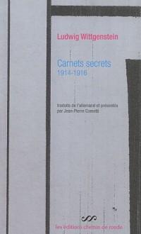 Carnets Secrets 1914-1916