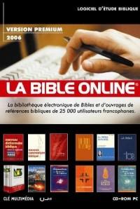 Bible online premium 2006