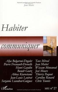 Habiter Communiquer
