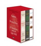 Obra completa: Estuche con: Sapiens   Homo Deus   21 lecciones para el siglo XXI