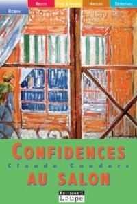 Confidences au salon (grands caractères)
