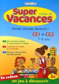 super vacances ; 7-8 ans ; CE1/CE2 (?dition 2006)