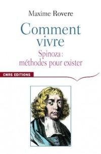 Exister : Méthodes de Spinoza