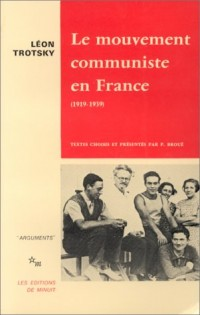 Le Mouvement communiste en France (1919-1939)