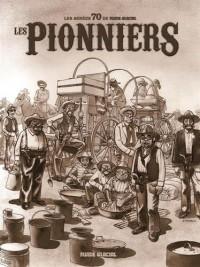 Les pionniers : Les années 70 de Fluide Glacial