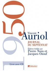 Journal du septennat