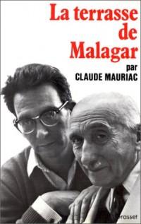 La terrasse de Malagar
