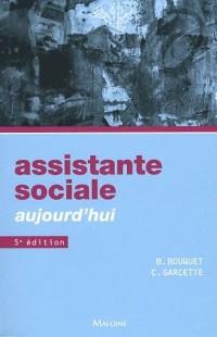 L'Assistante Sociale Aujourd'Hui, 5e ed.