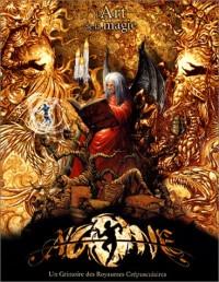 Agone : L'Art de la magie, un gimoire des Royaumes crépusculaires