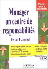 Manager un centre de responsabilités