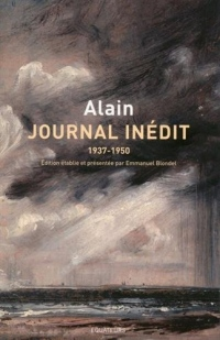 Journal inédit 1937-1950
