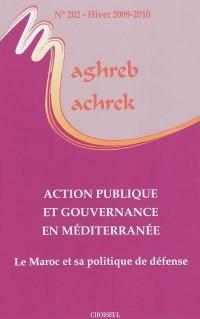 Maghreb-Machrek, N° 202, Hiver 2009-2 : Action publique et gouvernance en Méditerranée