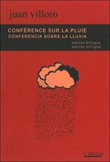Conférence sur la pluie - Conferencia sobre la lluvia [Poche]