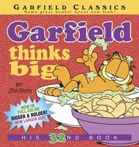 Garfield Thinks Big: His 32nd Book