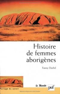 Histoire de femmes aborigènes