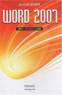 WORD 2007 collection Wysiwyg