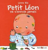 Petit Léon ne s'ennuie jamais