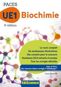 PACES UE1 Biochimie - 5e éd.