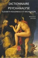 Dictionnaire de la psychanalyse [Poche]