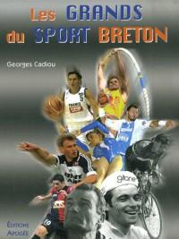 Les grands du sport breton