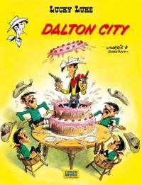 LUCKY LUKE DALTON CITY