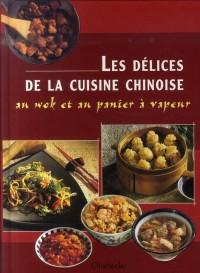Les délices de la cuisine chinoise au wok et au panier à vapeur