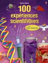 100 Expériences Scientifiques avec Liens Internet