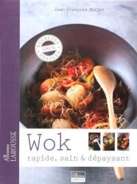 Wok : Rapide, sain et dépaysant