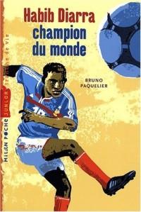 Habib Diarra, champion du monde