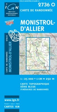 Monistrol d'Allier GPS: IGN2736O