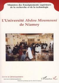 L'université Abdou Moumouni de Niamey : Organisation et aspects qualitatifs de l'enseignement supérieur au Niger