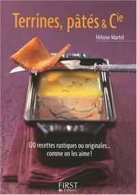 Terrines, pâtés & Cie