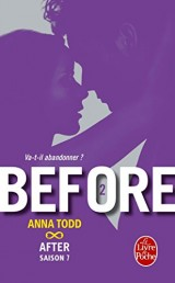 Before (After, Tome 7) [Poche]