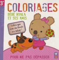 Bébé Koala - Coloriages magiques - n°2