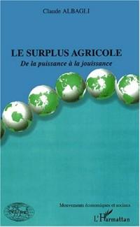 Le surplus agricole