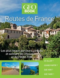 Geobook routes de France NED
