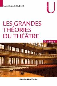 Les grandes théories du théâtre - 3e édition