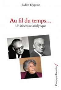 Au fil du temps. : Un itinéraire analytique