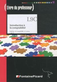 Introduction à la comptabilité DCG 9 : Livre du professeur (1Cédérom)