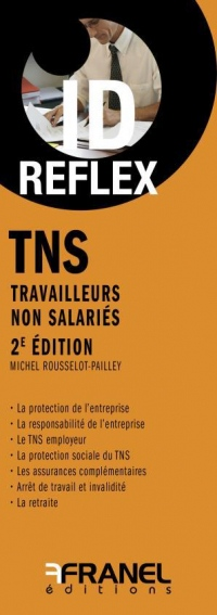 TNS : Travailleurs non salariés