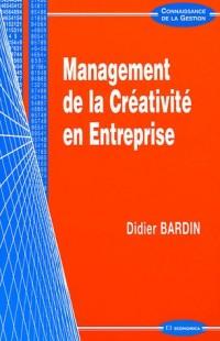 Management de la Créativité en Entreprise