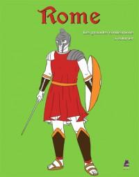 ROME, 30 COLORIAGES