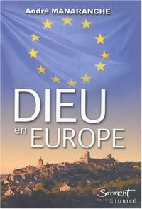 Dieu en Europe