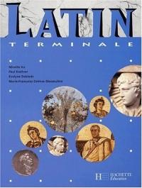 Latin, terminale