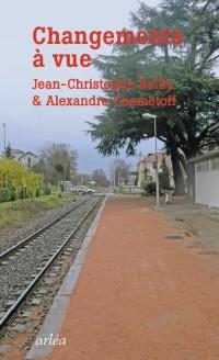 Changement à vue. Voyage à Saint-Etienne
