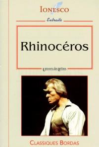 IONESCO/ULB RHINOCEROS NP    (Ancienne Edition)