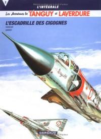 Tanguy et Laverdure L'intégrale, Tome 2 : L'escadrille des cigognes ; Mirage sur l'Orient ; Canon bleu