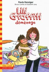 Lili Graffiti déménage [Poche]