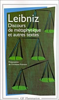 Discours de métaphysique et autres textes